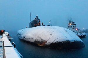 1 июня - День Северного Флота России